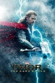 Chris Hemsworth is Thor Thor: The Dark World