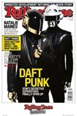 Daft Punk Rolling Stone Cover