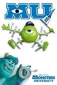 Young Sulley & Mike Disney Pixar's Monsters University
