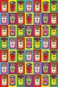 Pop Art Tomato Soup Cans Heinz