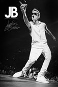 Live In Black & White Justin Bieber