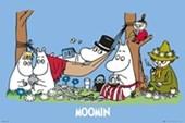 Moomin Picnic The Moomins