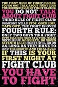 The Rules of Fight Club Fight Club