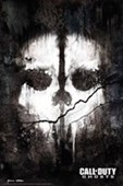 Ghosts Skull Call of Duty