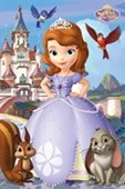 A Princess in the Making Sofia The First