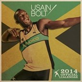 Lightning Olympian Usain Bolt