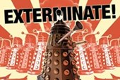 Daleks Exterminate! Dr Who