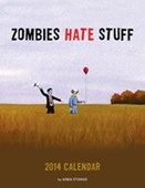 Zombies Hate Stuff Greg Stones