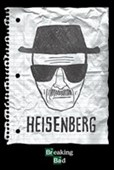 Heisenberg Wanted Poster Breaking Bad