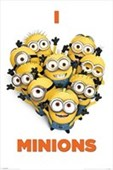 I Love Minions Despicable Me 2