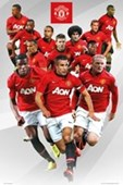 Top Team Players Manchester United Football Club