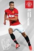 Robin Van Persie Manchester United Football Club