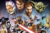 Character Collage Clone Wars