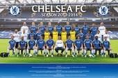 Team Photo 2013/14 Chelsea Football Club
