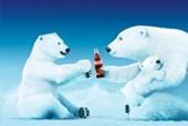 Polar Bear Trio Coca Cola