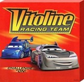 The Challenge Is On Disney Cars:The Movie