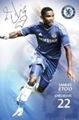Samuel Eto'o Chelsea Football Club