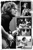 John Lennon Bob Gruen Photo Collage