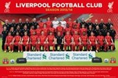 Liverpool Team Photo 2013/14 Liverpool Football Club