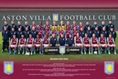 Aston Villa Team Photo 2013/14 Aston Villa Football Club
