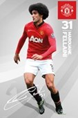 Marouane Fellaini Manchester United Football Club