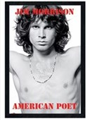 Black Wooden Framed Jim Morrison American Poet The Doors