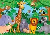 In The Jungle Wild Friends