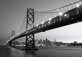 San Francisco Skyline Golden Gate Bridge