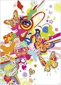 Rainbow Face, Colour Of Love Reilly