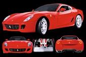 Ferrari 599 GTB Fiorano The F139