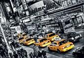 Queued Up For Times Square Michael Feldmann