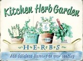 Kitchen Herb Garden Complimentary Cooking