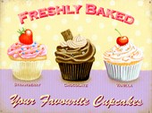 Freshly Baked Your Favourite Cupcakes