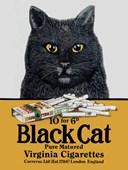 Black Cat Cigarettes