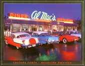 Al Mac's Diner Lucinda Lewis