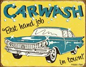 The Best Hand Job In Town! Car Wash