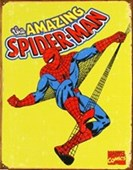 Retro Spider-Man Marvel Comics