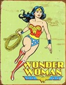 Retro Wonder Woman DC Comics