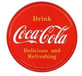 Bottle Top Logo Coca Cola