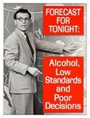 Tonight's Forecast High Pressure, Low Morals