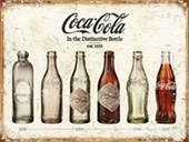 Bottle Evolution Coke