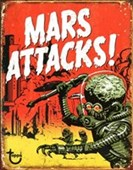 Mars Attacks Sci Fi Takeover