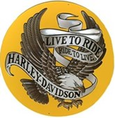 Live To Ride Harley Davidson