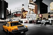 Glitter Gulch Streets of Vegas