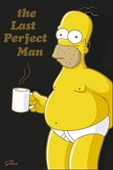 The Last Perfect Man The Simpsons