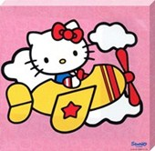 Up, Up & Away! Hello Kitty