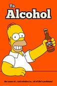 To Alcohol! The Simpsons