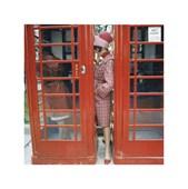 Phone Box London 1963