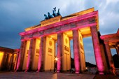 The Brandenburg Gate Berlin