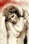 Tattooed Angel Warminsky